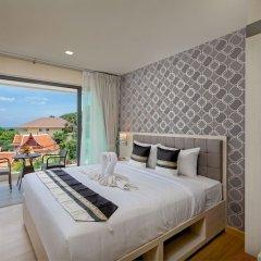 Отель Splendid Sea View Resort пляж Ката комната для гостей фото 5