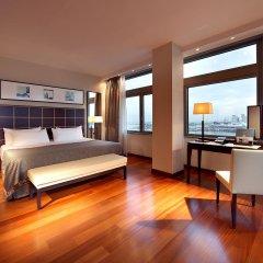 Отель Eurostars Grand Marina 5* Люкс с различными типами кроватей фото 10
