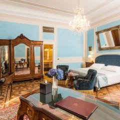 Bristol Palace Hotel Генуя комната для гостей фото 2