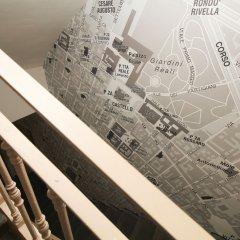 Отель Urbani Италия, Турин - 1 отзыв об отеле, цены и фото номеров - забронировать отель Urbani онлайн балкон