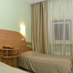 Гостиница Луна Екатеринбург комната для гостей фото 7