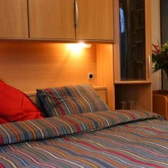 Отель Apostrophe B&B Нидерланды, Амстердам - отзывы, цены и фото номеров - забронировать отель Apostrophe B&B онлайн комната для гостей фото 3