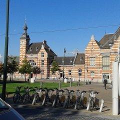 Отель Train Flat Бельгия, Брюссель - 1 отзыв об отеле, цены и фото номеров - забронировать отель Train Flat онлайн фото 2