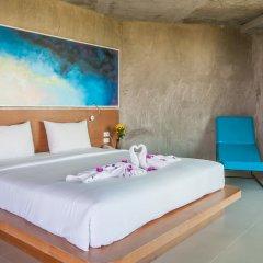 B2 Sea View Pattaya Boutique & Budget Hotel комната для гостей фото 3