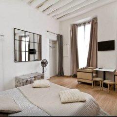 Отель Suite St Germain Loft - Wifi - 4p Франция, Париж - отзывы, цены и фото номеров - забронировать отель Suite St Germain Loft - Wifi - 4p онлайн комната для гостей фото 2