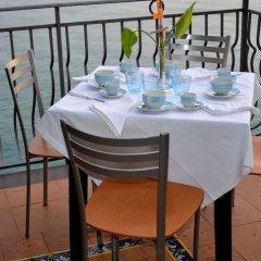 Отель House Cielo blu Конка деи Марини питание фото 2