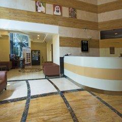 Emirates Grand Hotel Apartments Дубай интерьер отеля фото 2