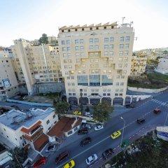 Отель Bethlehem Hotel Палестина, Байт-Сахур - отзывы, цены и фото номеров - забронировать отель Bethlehem Hotel онлайн балкон