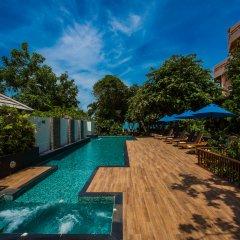 Sailom Hotel Hua Hin бассейн фото 2