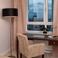 Отель Platinum Residence Варшава удобства в номере фото 2