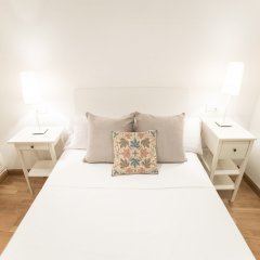 Отель Apartamento Sol I Испания, Мадрид - отзывы, цены и фото номеров - забронировать отель Apartamento Sol I онлайн комната для гостей фото 3
