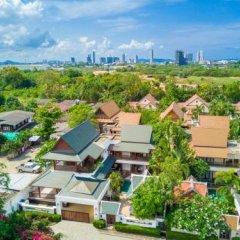 Отель Villas In Pattaya Green Residence Jomtien Beach 4* Вилла фото 9
