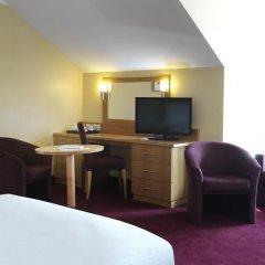 Отель Clayton Hotel, Manchester Airport Великобритания, Манчестер - отзывы, цены и фото номеров - забронировать отель Clayton Hotel, Manchester Airport онлайн комната для гостей фото 3