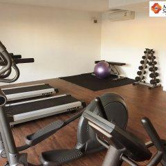 New Square Patong Hotel фитнесс-зал фото 2