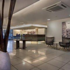 Mercure Hotel Dusseldorf Sud интерьер отеля