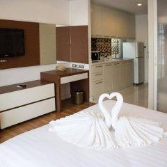 Отель Sathorn Grace Serviced Residence Таиланд, Бангкок - отзывы, цены и фото номеров - забронировать отель Sathorn Grace Serviced Residence онлайн комната для гостей фото 4