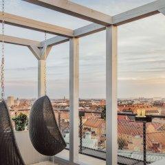 Отель Blique by Nobis балкон
