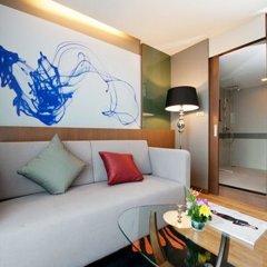Отель 41 Suite Бангкок комната для гостей фото 3