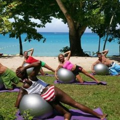Отель Sunset at the Palms Resort - Adults Only - All Inclusive фитнесс-зал фото 3