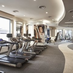 Grande Centre Point Hotel Ratchadamri фитнесс-зал