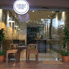 Отель Siam Host Ratchadaphisek - Mrt Ladprao Бангкок интерьер отеля фото 2