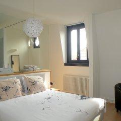Отель B&b Living In Brusel Брюссель комната для гостей