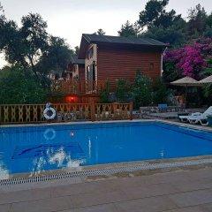 Отель Kabak Armes Патара бассейн фото 3