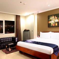 Отель Queens Hotel Филиппины, Пампанга - отзывы, цены и фото номеров - забронировать отель Queens Hotel онлайн комната для гостей фото 5