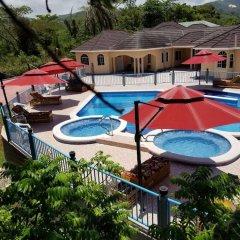 Отель North Star Villa Очо-Риос бассейн фото 3