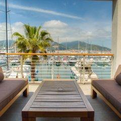 Отель Marina Place Resort Генуя балкон