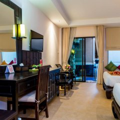 Отель Nipa Resort комната для гостей фото 3