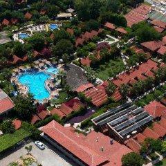 Can Garden Beach Турция, Сиде - отзывы, цены и фото номеров - забронировать отель Can Garden Beach онлайн бассейн