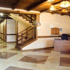 Гостиница Вилла Леку интерьер отеля