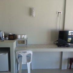 Отель Lanta A&J Klong Khong Beach Ланта удобства в номере