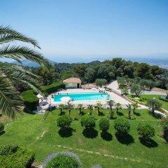 Отель Domaine du Mont Leuze бассейн фото 2