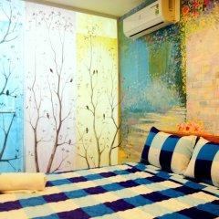 Wanderlust Saigon Hostel комната для гостей фото 5