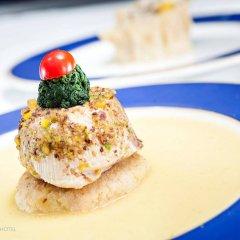 Отель Mondello Palace Hotel Италия, Палермо - отзывы, цены и фото номеров - забронировать отель Mondello Palace Hotel онлайн питание фото 2