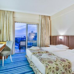 Throne Seagate Resort Hotel – All Inclusive Турция, Богазкент - отзывы, цены и фото номеров - забронировать отель Throne Seagate Resort Hotel – All Inclusive онлайн комната для гостей