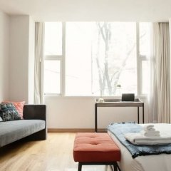 Отель First Class Apartmet by Mr.W Мехико комната для гостей