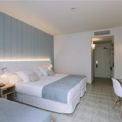 Отель Ambar Beach Испания, Эскинсо - отзывы, цены и фото номеров - забронировать отель Ambar Beach онлайн комната для гостей фото 3