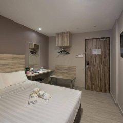 Отель Ibis Budget Singapore Crystal комната для гостей фото 2