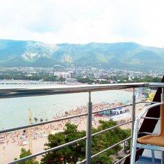 Гостиница Бригантина балкон
