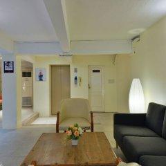 Отель Studio Asoke Таиланд, Бангкок - отзывы, цены и фото номеров - забронировать отель Studio Asoke онлайн комната для гостей фото 4