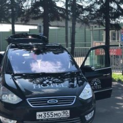 Concept Hotel Химки городской автобус