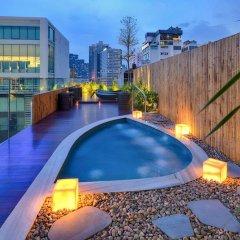 Silverland Min Hotel бассейн