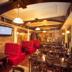 Бутик-отель Majestic Deluxe Санкт-Петербург гостиничный бар