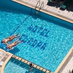 Europa Hotel Rooms & Studios Родос бассейн
