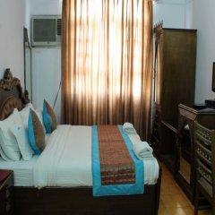 Отель Maurya Heritage удобства в номере