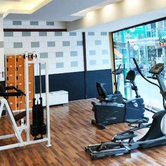 Отель Ramada by Wyndham Aonang Krabi фитнесс-зал фото 2