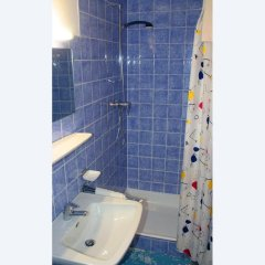 Отель Gästehaus Edinger ванная